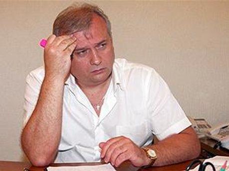 Генеральный директор НРКУ Тарас Аврахов