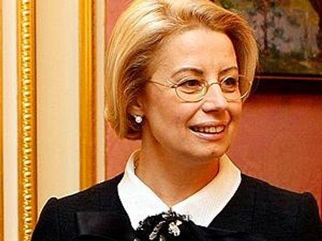 Советник Президента по гуманитарным вопросам Анна Герман