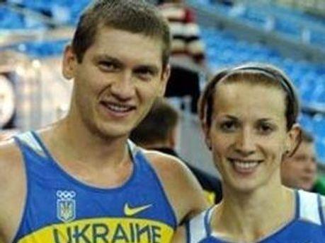 Виктория Терещук и Дмитрий Кирпулянский