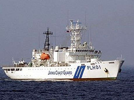 Японські моряки знайшли 9 біженців