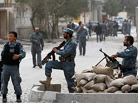 Полиция объявила об уничтожении боевиков
