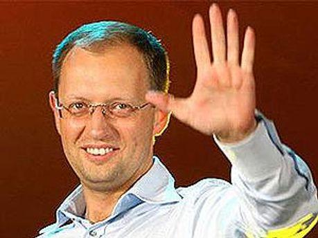 Лидер партии