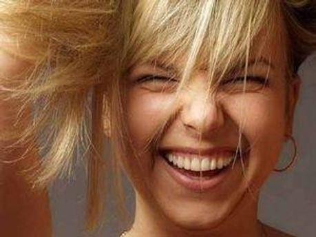 Сміх рятує від болі