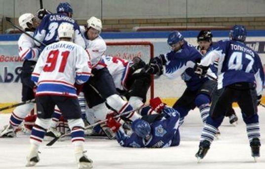 Перший матч чемпіонату України з хокею відбудеться 15-го вересня