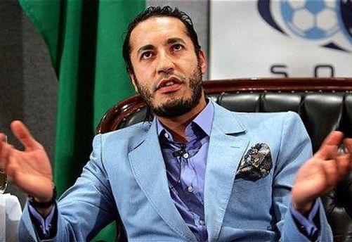 Сааді Каддафі