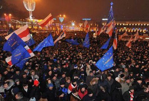 Амністували 11-ох учасників акцій протесту 19 грудня 2010-го року в Мінську