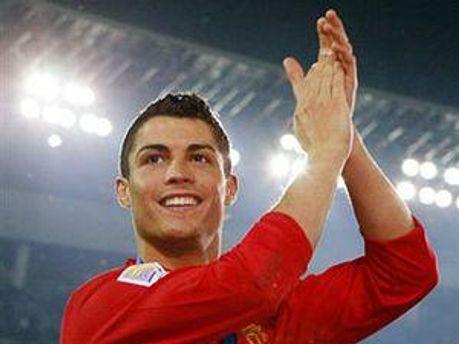 Криштиану Роналду самый популярный футболист в мире