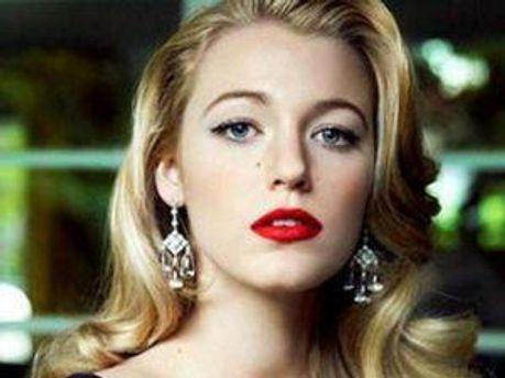 Возглавила список самых стильных звезд актриса Блейк Лайвли