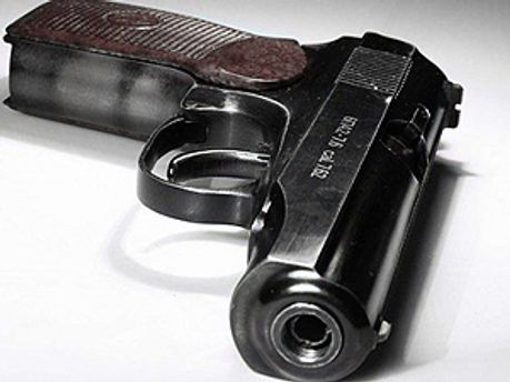 Зброю вилучили, ведеться слідство
