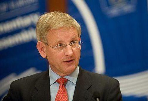 Міністр закордонних справ Карл Більдт