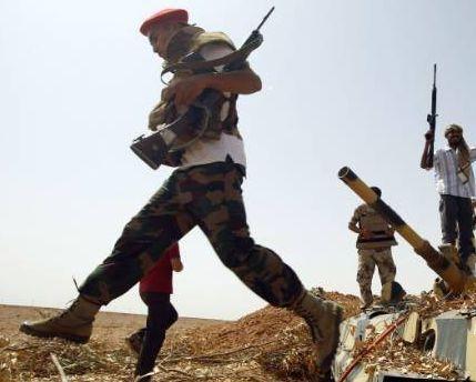 Лівійські повстанці змушені покинути Бені-Валід