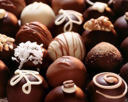 Шоколад допомагає підняти настрій