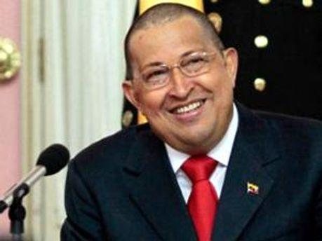 Президент Венесуели Уго Чавес