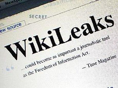 Гроші збирають для функціонування сайту WikiLeaks