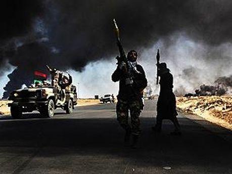 В Ливии продолжаются столкновения