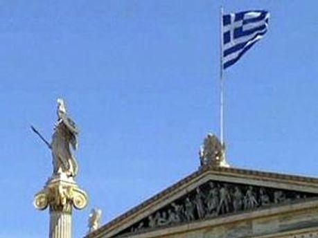 МВФ критикует Грецию