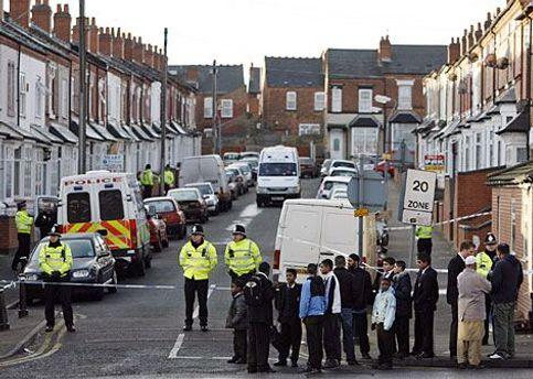 Поліція затримала можливих терористів