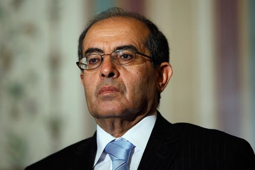 Руководителем нового ливийского правительства стал Махмуд Джибриль