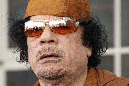 По информации журналистов Каддафи находится в Себха