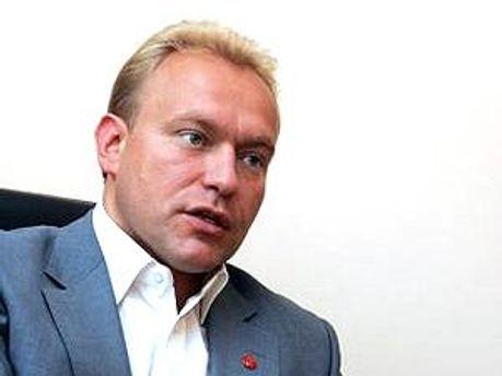 Экс-глава Госфинуслуг Василий Волга