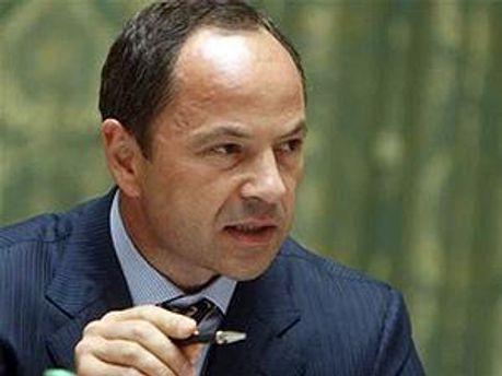 Вице-премьер-министр Сергей Тигипко