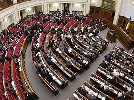 Всього 84 депутати проголосували за підняття пенсій