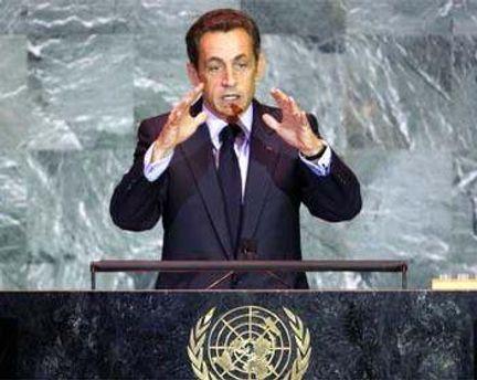 Президент Франции Николя Саркози предложил компромисс