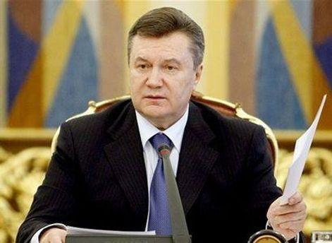 Янукович считает, что странам Восточной Европы нужно еще одно место в Совете Безопасности ООН