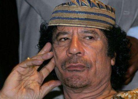 Муамар Каддафі не дотримувався міжнародної угоди про знищення хімічної зброї