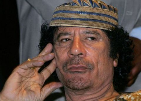 Муамар Каддафи не придерживался международного соглашения об уничтожении химического оружия