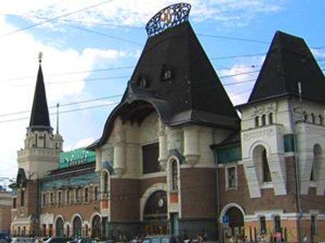 С Ярославского вокзала эвакуировали людей