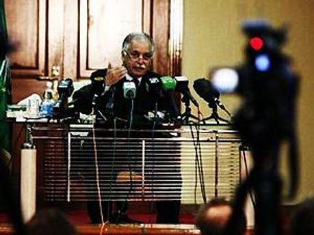 Экс-премьер-министр Ливии Багдади Махмуди