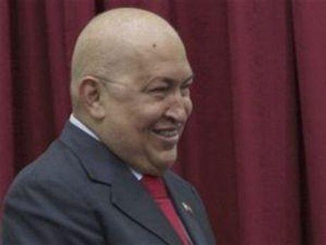 Курс хіміотерапії пройшов успішно для президента Венесуели