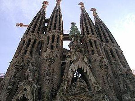 Собор Саграда-Фамалія у Барселоні