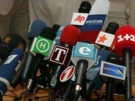 СМИ не будут контролировать