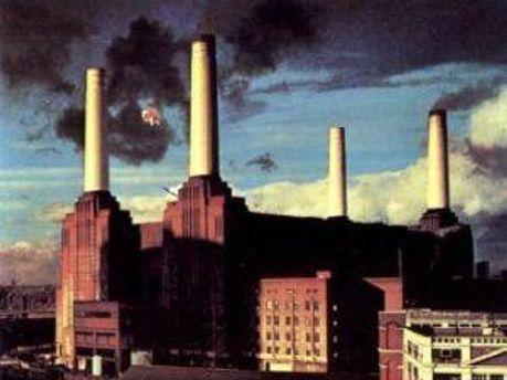 Знаменита обкладинка Pink Floyd альбому
