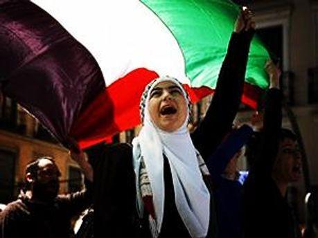 Палестина хочет в ООН