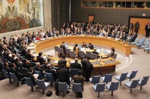 Палестинский вопрос рассмотрят в понедельник