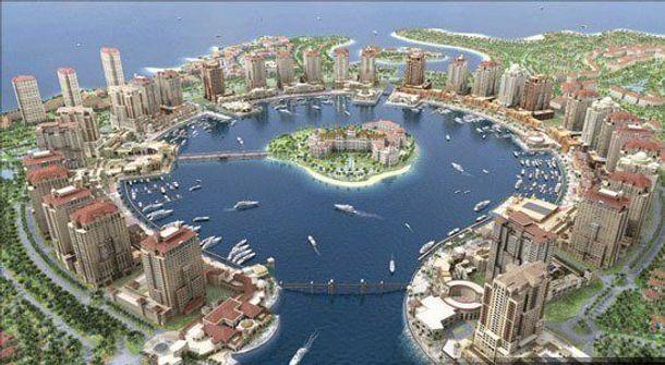 Экономика Катара развивается быстрее остальных в мире