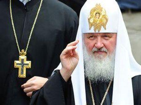 Патриарх Кирилл посетит Украину