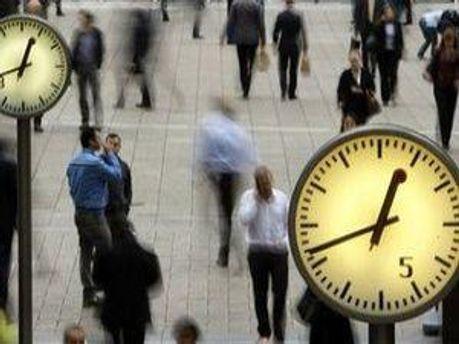 В США биржи уже будут заканчивать работу