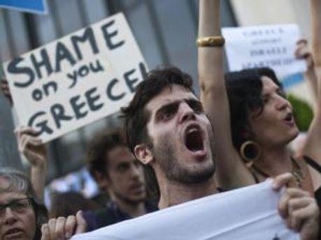 О Греции забыли
