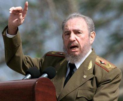 Фідель Кастро вважає США причиною революцій в арабських країнах