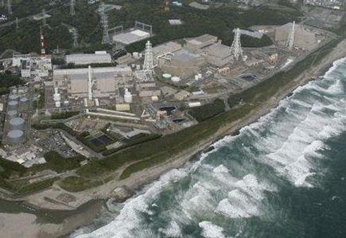 АЭС Хамаока тоже расположена на побережье