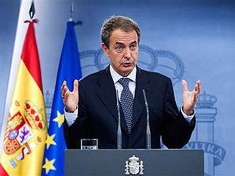 Прем'єр-міністр Іспанії Хосе Луіс Родрігес Сапатеро