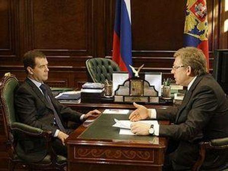 Дмитрий Медведев посоветовал Кудрину написать заявление