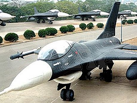 США хочет обновить тайваньские истребители