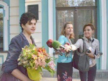 Скандальная Дарья Степаненко