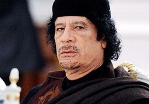 Каддафі не збирається здаватись