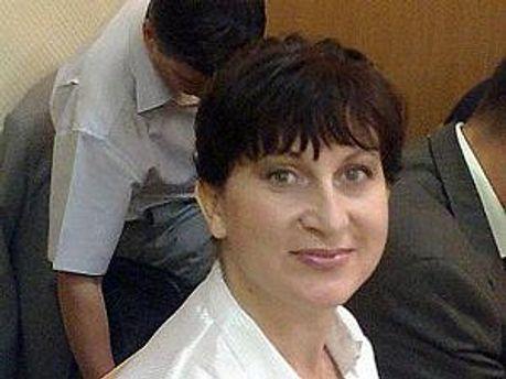Прокурор Лилия Фролова